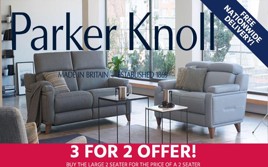 Parker Knoll Evolution 1701 Reclining, Parker Knoll Evolution Corner Sofa