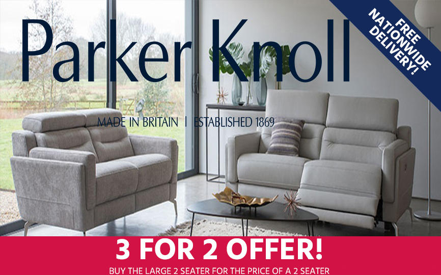 Parker Knoll Evolution Collection Model, Parker Knoll Evolution Corner Sofa