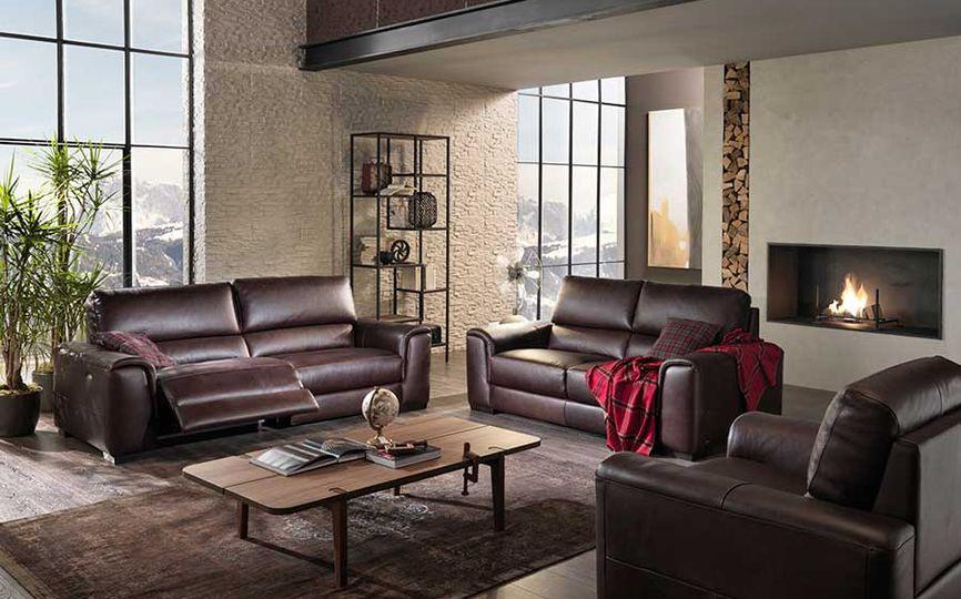 natuzzi editions nevada range frank knighton. Black Bedroom Furniture Sets. Home Design Ideas