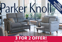 Parker Knoll Evolution Collection Model 1701