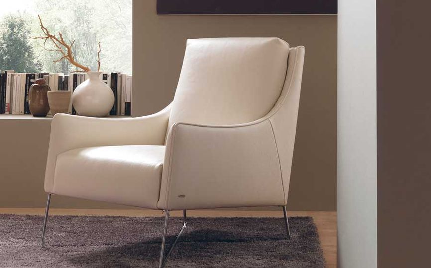 Natuzzi Editions Napoli Accent Chair (B903)