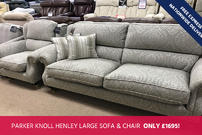 Parker Knoll Henley - Save 50%!
