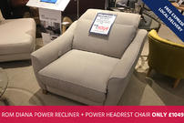 Rom Diana Chair - Save 40%!