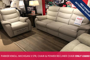 Parker Knoll Michigan - Save 50%!
