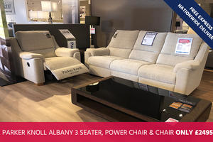 Parker Knoll Albany - Save 50%!