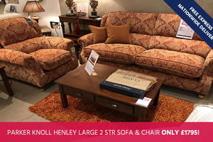 Parker Knoll Henley - Save 45%!