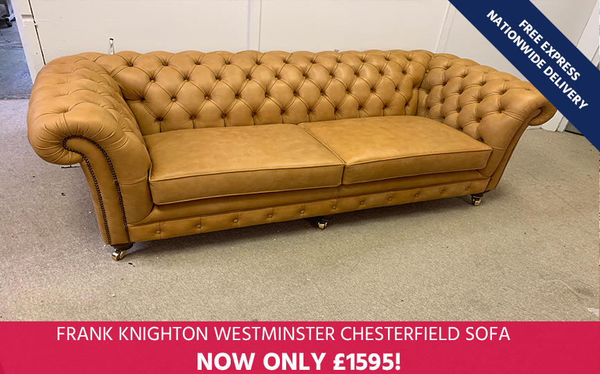 Fk Westminster Chesterfield - Save 50%!
