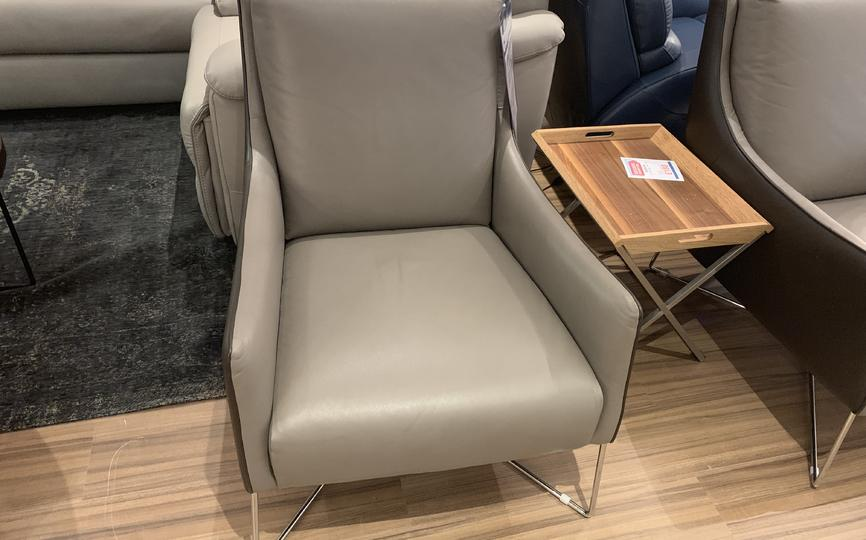 Natuzzi Editions Napoli (B903) Accent Chair - Save 40%