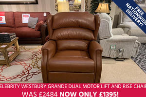 Celebrity Westbury Grande Lift & Rise Chair - Save 45%