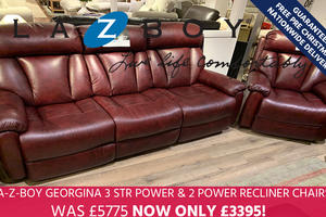 La-Z-Boy Georgina Save Over 40% & Guaranteed Delivery For Christmas!!