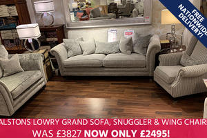 Alstons Lowry Save 35%!!